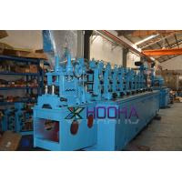 Quality Fast Speed MS Pipe Making Machinery Fully Automation High Accuracy ERW Tube Mill wholesale