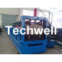 Quality 15KW Steel C Shaped, C Profile Purlin Roll Forming Machine For 1.5 - 3.0mm Thickness wholesale