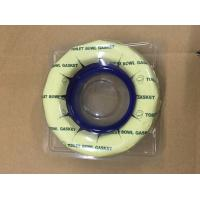 Quality Manual Installation Toilet Fittings , Toilet Bowl Rubber Gasket High Water Swell Resistance wholesale