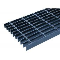 Quality Soft Steel Walkway Grating Non Slip Easy Installation For Roof Drainage System wholesale