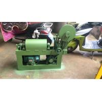 China 4500mm Width High Speed  Wire Straightening And Cutting Machine 1.6mm - 5.0mm Wire Dia on sale