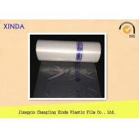 Quality LDPE 100% PE raw new material food grade bag rolls plastic edge eco-friendly wholesale