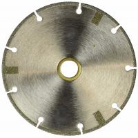 Quality 4 Inch Diamond Cutting Blade FLAT Tipped Cutting Disc Grinding Wheel Grit 60 Coarse For Angle Grinder wholesale