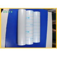 PE Adhesive Surface Protection Plastic Laser Cutting Film For Stainless Steel