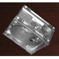 Buy cheap Pump Base Aluminium Die Casting , Industrial Die Casting Polishing Surface from wholesalers