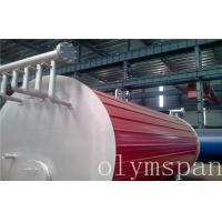 Quality Industrial Coal Fired Thermal Heating Oil Boiler Replacement , Steel Tube wholesale