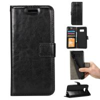 Quality Slim Fit Samsung Leather Wallet Case For Samsung J5 Prime Premium Protection wholesale
