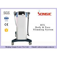 China BTL Exilis Delivers Advance RF for Body Shaping & skin Tightening machine on sale