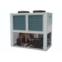 Quality Modular Air Cooled Packaged Chiller With Hydraulic Module , HFC-407C wholesale