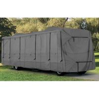Quality 18' - 43' Class A Durable Rv Covers With 4 Zippers Rainfall / Snow Resistance wholesale