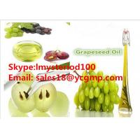 Quality Cas 8024-22-4 Grape Seed Oil Organic Solvents For Food Or Pharmaceutica Raw Materials wholesale