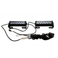 China 36W 12V White LED Light Bar Flood Spot Combo Waterproof Driving Lights Off Road Lights For SUV Boat 4x4 Jeep on sale