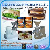 Quality low price home use peanut butter making machine wholesale