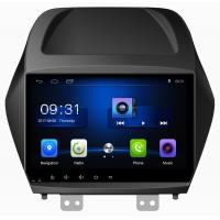 Quality Ouchuangbo auto radio gps navigation android 8.1 for Hyundai IX35 with 1080P video music bluetooth steering wheel contro wholesale