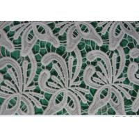 Quality all over cotton with butterfly lace fabric wholesale