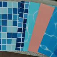 Quality PVC Swimming Pool Liner, manufacturer, factory, Excellent resistance to chemicals, Anti-UV, Anti-Microorganisms wholesale