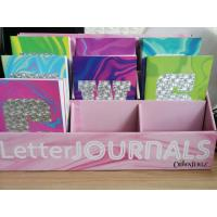 China Saddle Binding Colorful Letter Custom Journal Printing For Children And Adult on sale