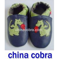 Quality Soft Sole Baby Leather Shoes wholesale