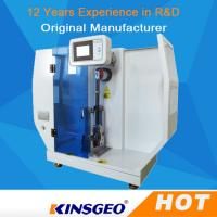 Cheap 80KG Stainless Steel Electronic Impact Plastic Testing Machine With Size 560* for sale