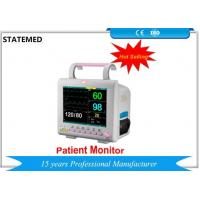 Quality Accurate Multi Parameter Patient Monitor , Portable Vital Signs Monitor For Ambulances wholesale