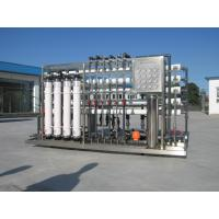 Quality Stainless Steel Reverse Osmosis Drinking Water System 6.7KW 4000 * 800 * 1900 MM wholesale