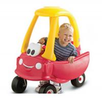 Quality Multi Colored Rotational Moulding Products Kids Plastic Car Toys Water Resistant wholesale