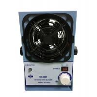 Quality Mini Electric Benchtop Air Ionizer , Ionized Air Blowers Static Control 110V wholesale