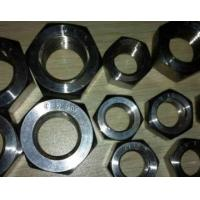 Quality Precision Nickel Alloy Fasteners 2.4602 Hastelloy C22 UNS N06022 Hex Nuts And Bolts wholesale