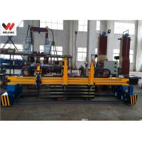Quality Custom CNC Strip Cutting Machine With Flame / Oxygen Fuel For Plate Cutting Equipment wholesale