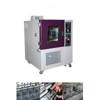 Buy cheap Footwear Cold Test Chamber With Leather Flexing 3 Sets Shoe Bending 2 Set Ross from wholesalers