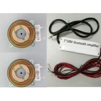 China 220V bluetooth stereo amplifier kits with sound exciters for wall art speakers on sale