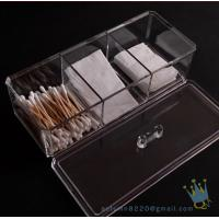 Quality lucite cosmetic organizer wholesale