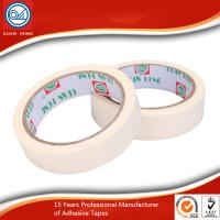 China Single Side Adhesive Colored Masking Tape Environment Protection on sale