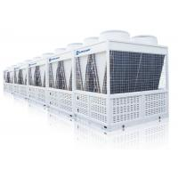 Quality Industrial 130kW EER 3.39 Air Cooled Modular Chiller Heat Pump Unit wholesale