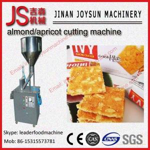 Quality 3.5kw Nuts / Badam Strips Cutting&Grading Mincing  Machine wholesale