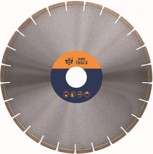 China Silver Brazed 18  / 20 Inches  Diamond Circular Saw Blade Granite  50 / 60mm Arbor on sale