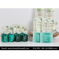 China Customized Disposable Hotel Amenity Set Mini Soaps And Toiletries on sale