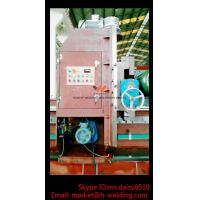 Cheap Gas Cylinder Powered Edge Steel Sheet Milling Machine 5m/min High Speed for sale