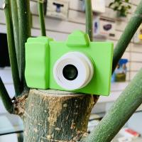 China Plastic Shockproof Kids Camera 3MP Mini Children Gift Cameras Green Blue Pink on sale