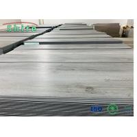 China Fire Resistant SPC Stone Plastic Composite Flooring Waterproof UV Coating Without Matching on sale