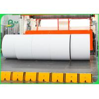 China Calcium Carbonate 120gsm 140gsm Stone Paper For Advertising Anti Water on sale