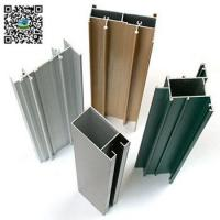 Quality powder coated aluminum extrusion profile for window wholesale