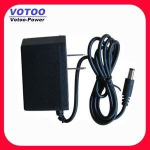 Quality ABS Plastic AC DC Power Adaptor 12W 1A 12VAC For POS Machine / Digital Camera wholesale