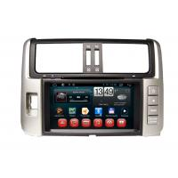 Quality Toyota 2012 Prado GPS DVD Player Android 4.1 navigation systems for cars in dash wholesale
