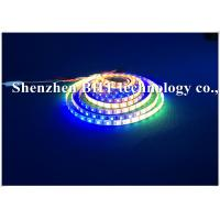 Quality SMD5050 RGB Rainbow 12v Waterproof Led Light Strips Full Color Changing Black Pcb wholesale