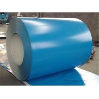Quality Clean Room Color Coated Steel Coil 0.4 - 0.8 Mm Thickness Pre Painted Steel Coil wholesale