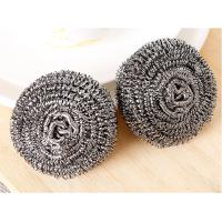 Quality Rust Resistant Metal Scouring Ball Stainless Steel AISI 410 / 430 / 304 wholesale