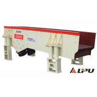 Buy cheap Low Power Consumption Vibratory Feeder to Match Crushing & Sieving Equipment product