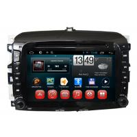 Quality Car Radio FIAT Navigation System 500 iPod 3G DVD GPS Wifi Bluetooth Blue&Me wholesale