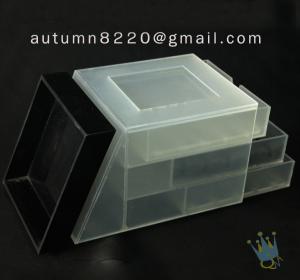 Quality BO (23) small acrylic display boxes wholesale